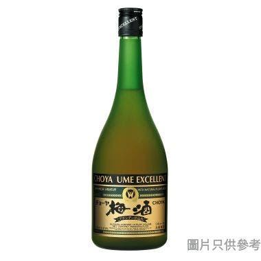 Choya至尊白蘭地梅酒禮盒 750ml