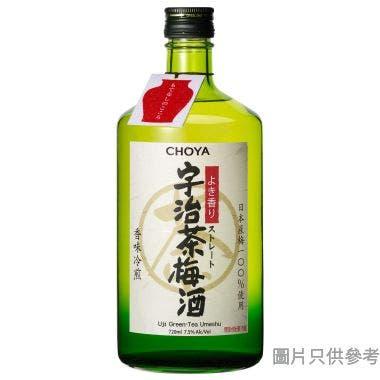Choya宇治茶梅酒 720ml