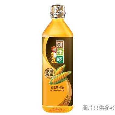 獅球嘜純正粟米油 1L