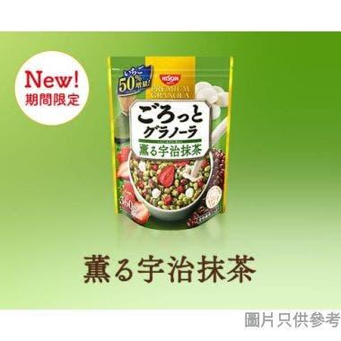 CISCO早餐脆片 360g - 宇治抹茶