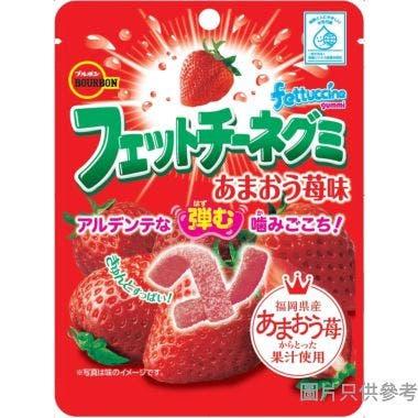 百邦Fettuccine軟糖 50g - 草莓味