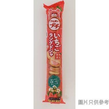 百邦法式曲奇餅 42g - 草莓味