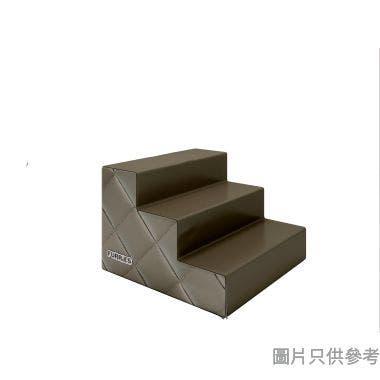 Furries 寵物用3層樓梯級 380W x 400D x 300Hmm 3SPF-B - 啡色