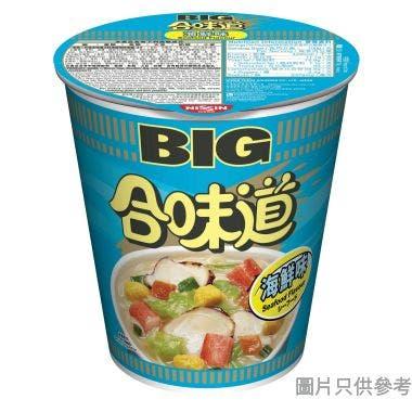 日清合味道大杯麵 100g - 海鮮味