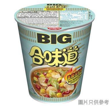 日清合味道大杯麵 103g - 香辣海鮮味