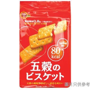 百邦健康五穀餅乾 133g