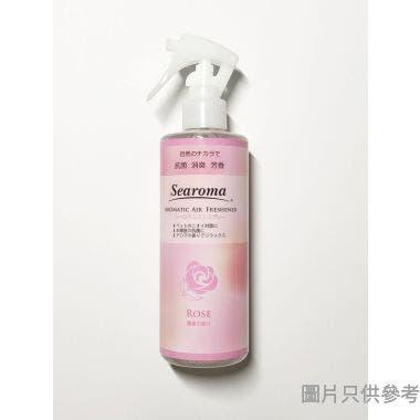 Searoma 日本製抗菌除臭噴霧 300ml SAAF300-ROSE - 玫瑰香味