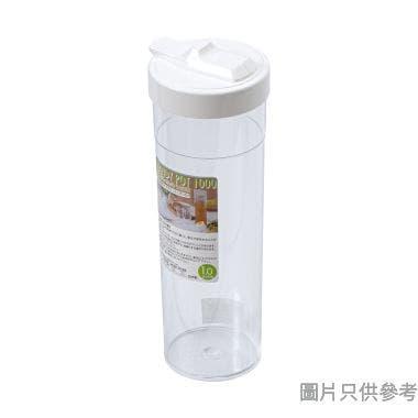 Himaraya日本製塑膠水勺 1L 0135 - 白色