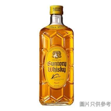 三得利日本1937角平威士忌 700ml