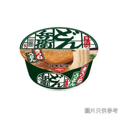 日清咚兵衛腐皮碗烏冬 95g