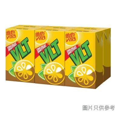 維他檸檬茶 250ml (6包裝)
