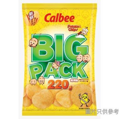卡樂B薯片(激量裝) 220g - 燒烤味