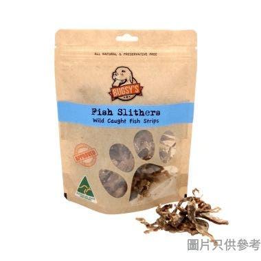 Bugsy's澳洲製貓狗小食 80g - 鯖魚腹條
