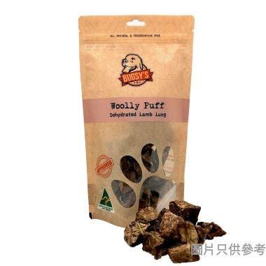 Bugsy's澳洲製貓狗小食 100g - 草食羊肺乾
