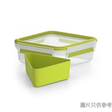 Tefal 法國特福德國製 MasterSeal To Go 塑膠三明治盒850ml 163W x 163D x 58Hmm K3100812