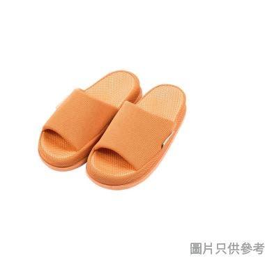 REFRE女裝穴位按摩家居拖鞋 - 橙色