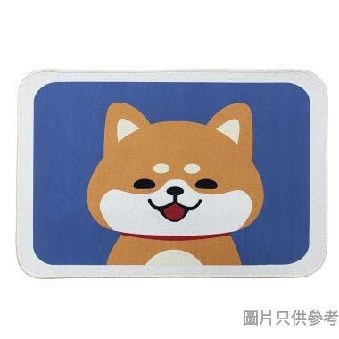 Jenus 室內地毯 620W x 410Dmm PR-M-6034 - 柴犬