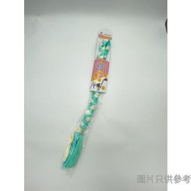 TRUST ME 勒力運動長織繩發聲狗玩具 40W x 570D x 15Hmm NS-16223