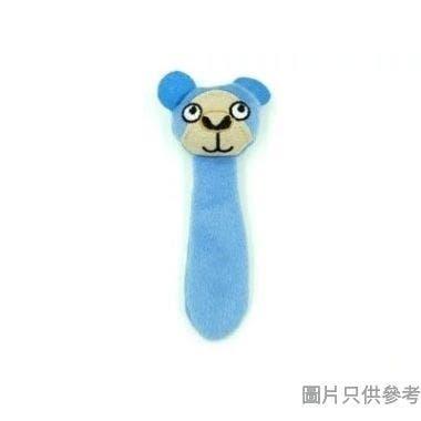 Billipets 猴子頭長尾貓草玩具 NS-11970B - 藍色
