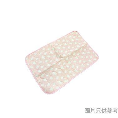 Billipets 夏日清涼墊 (中碼) 600W x 450D x 5Hmm CTM-00111(Pink) Medium - 粉紅色