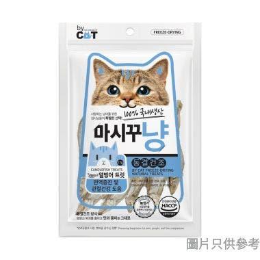 Scarfell 韓國製凍乾貓小食17g 714140 - 毛鱗魚