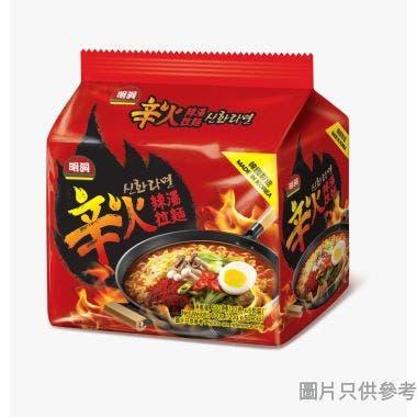 明洞辛火辣湯拉麵 120g (5包裝)