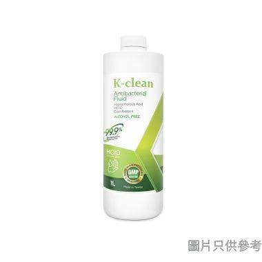 K-clean 台灣製全方位抗菌液 1000ml KC1000