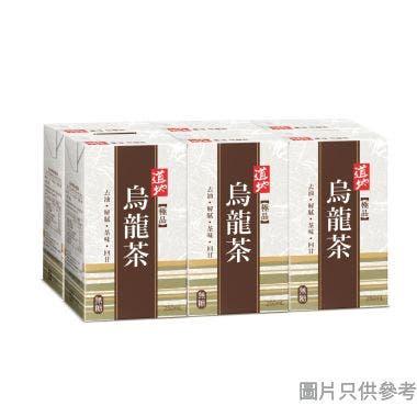 道地極品烏龍茶 250ml (6包裝)