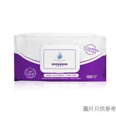 Fontaine芳泉抗菌濕巾 (100片裝)