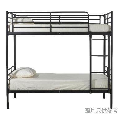 FERRO HQ-30 鋼製雙層床830W x 1910D x 1750Hmm - 黑色