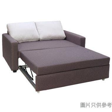 KATHLYN凱蓮ESMOND8072兩座位布藝梳化床配兩個咕0臣1600Wx1890Dx920Hmm