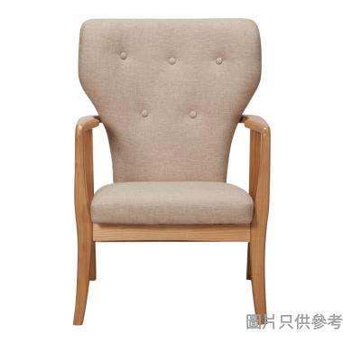 CADI卡迪PARISAEA-G-580N單座位布藝梳化580Wx630Dx900Hmm