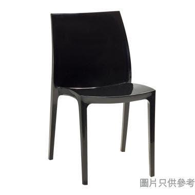 ALLIBERT Sento 防曬戶外塑膠椅 - 黑色