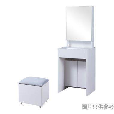 ANITTA NW-D-2158 梳妝檯連椅 532W x 400D x 1465Hmm