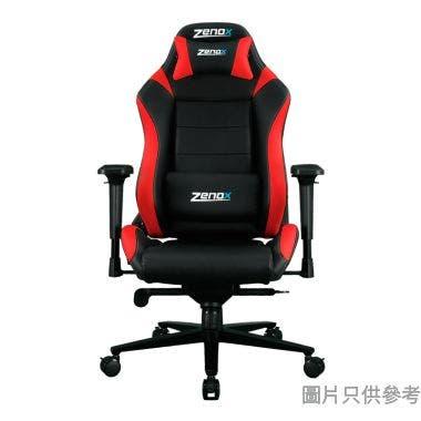 ZENOX VIKTOR ZP-8022-R 電競椅740W x 720 x 1410Hmm - 黑色配紅色