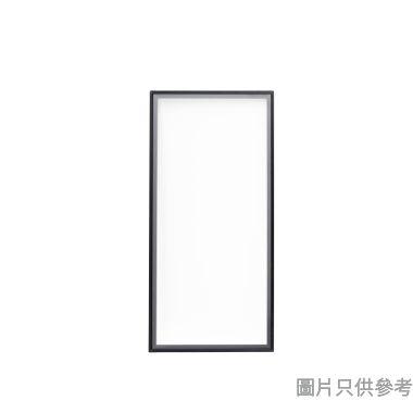 ARCUS BK-A-2420B 電腦檯鋁框玻璃門297W x 1D x 730Hmm