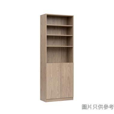 ARCUS BK-C-2414A 雙門書櫃 600W x 350D x 1965Hmm