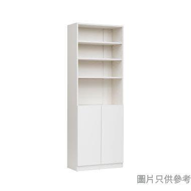 ARCUS WK-C-2414A 雙門書櫃 600W x 350D x 1965Hmm