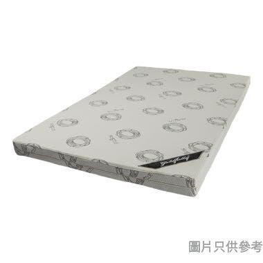 "GOLDFULLY金寶麗 PAA721 控溫軟硬太空棉床褥 (厚度4"")"