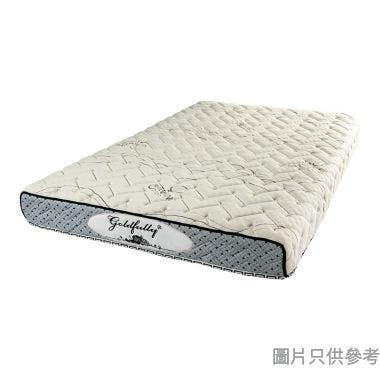"""GOLDFULLY金寶麗 POS977 有機棉7段獨立袋裝彈簧床褥 (厚度5.5"""")"""
