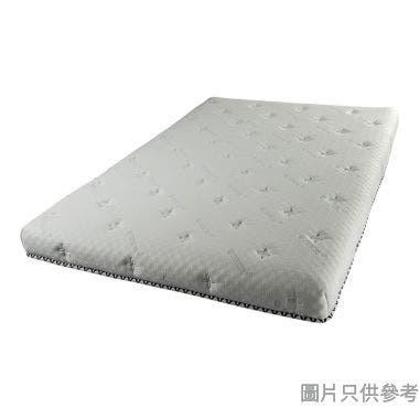 """GOLDFULLY金寶麗 PLD937 天絲棉波浪獨立袋裝彈簧床褥 (厚度5"""")"""
