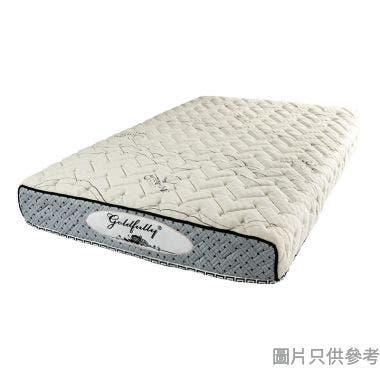 """GOLDFULLY金寶麗 POS909 有機棉波浪獨立袋裝彈簧床褥 (厚度10"""")"""