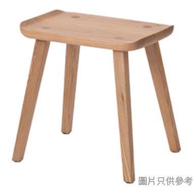 BRAUN EA-C-460 短木餐椅460W x 300D x 450Hmm