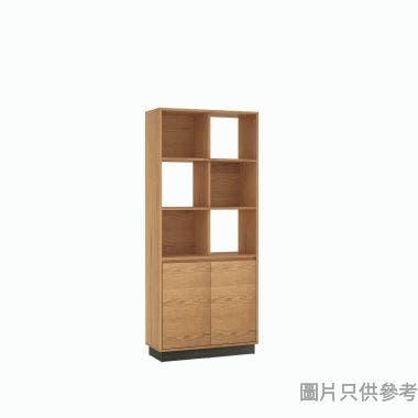 GRAZIA 雙門隔廳飾物櫃780W x 380D x 1800Hmm