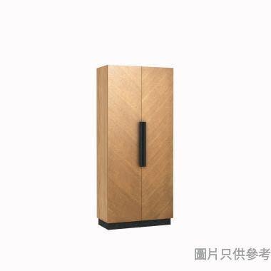 GRAZIA 雙門儲物櫃800W x 380D x 1800Hmm