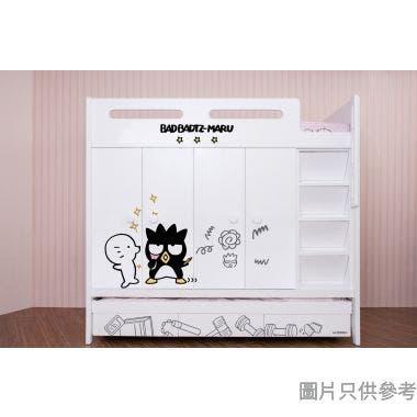 Sanrio CTD-WB01 多功能組合床(七櫃桶,子床及衣櫃) XO-A (面向計右面梯)