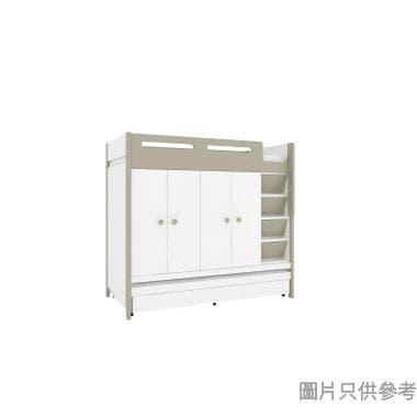 CTD-WB01(R) 多功能組合床(七櫃桶, 子床及衣櫃)(面向計右面梯)