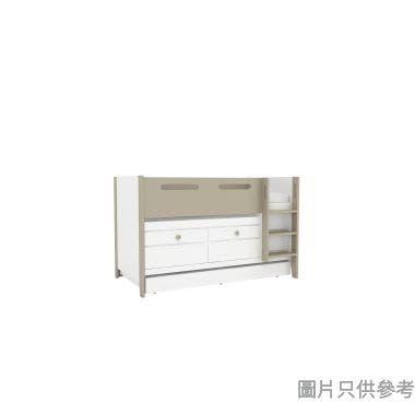 CTD-TB02(R) 多功能組合床(書檯, 子床及六櫃桶)(面向計右樓梯)