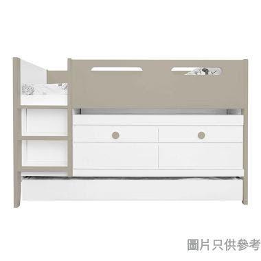 SANRIO CTD-TB02(L) 多功能組合床(書檯, 子床及六櫃桶)(面向計左樓梯)