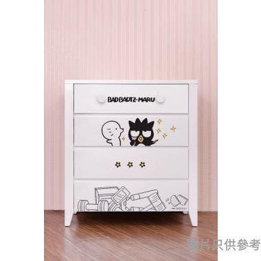 Sanrio CTD-CH01 四桶儲物櫃 XO-A